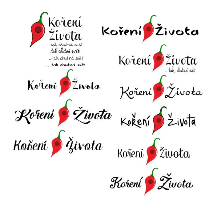 Návrh loga pro KořeníŽivota.cz