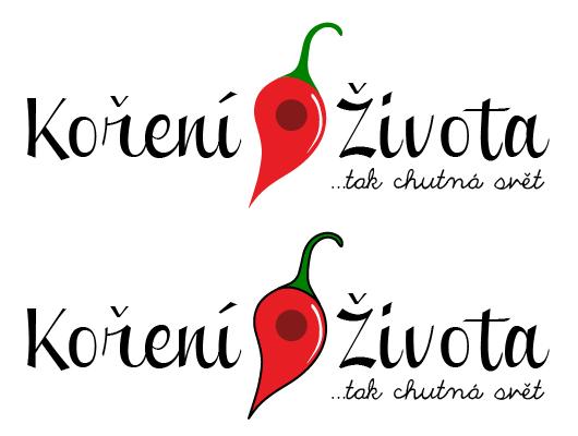 Návrh loga KořeníŽivota.cz