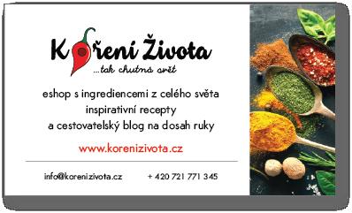Návrh vizitky pro KořeníŽivota.cz