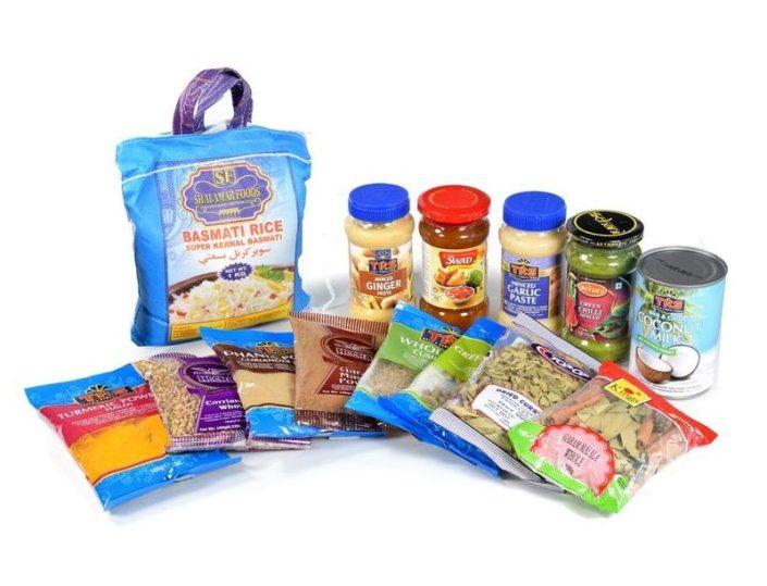 Produktová fotografie jídlo